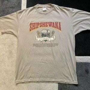 Vintage Shipshewana Indiana T Shirt Size XL